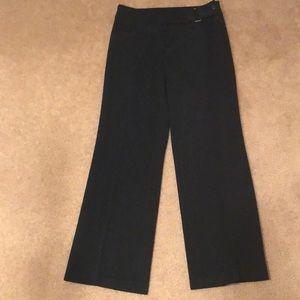 "Black dress pants, stretch, 28.5"" inseam"